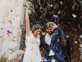 La boda de María y Cristian