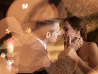 La boda de Olaya y Mique