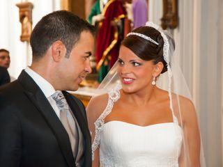 La boda de Cristina y Juan Luis 1