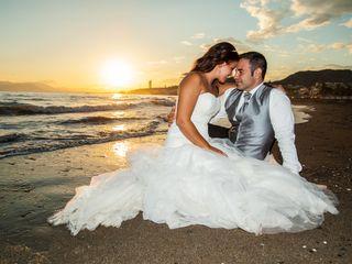 La boda de Cristina y Juan Luis