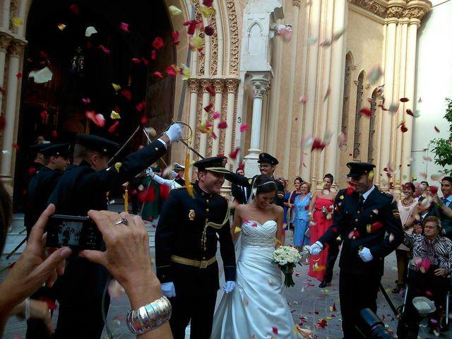 La boda de David y Esther en Málaga, Málaga 1