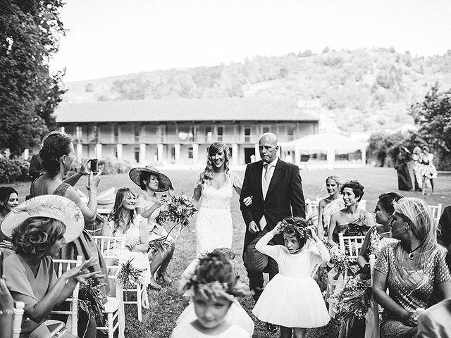La boda de Javier y Patricia en Las Fraguas, Cantabria 17