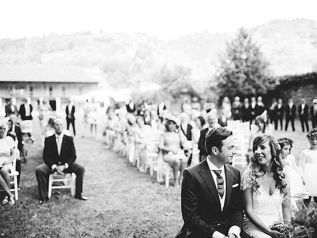 La boda de Javier y Patricia en Las Fraguas, Cantabria 23