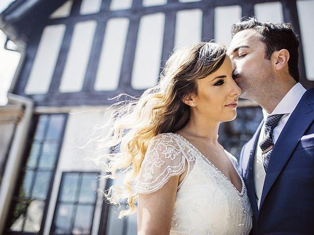 La boda de Javier y Patricia en Las Fraguas, Cantabria 37