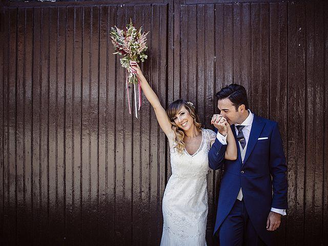 La boda de Javier y Patricia en Las Fraguas, Cantabria 41