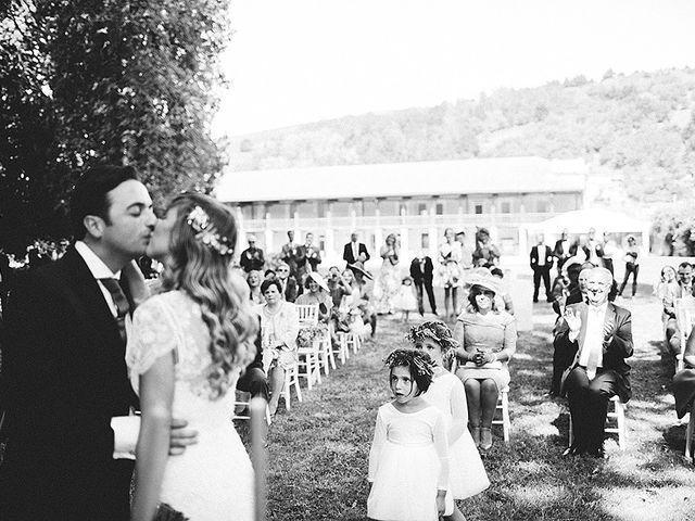 La boda de Javier y Patricia en Las Fraguas, Cantabria 2