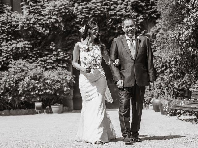 La boda de Christian y Natalia en Altafulla, Tarragona 28