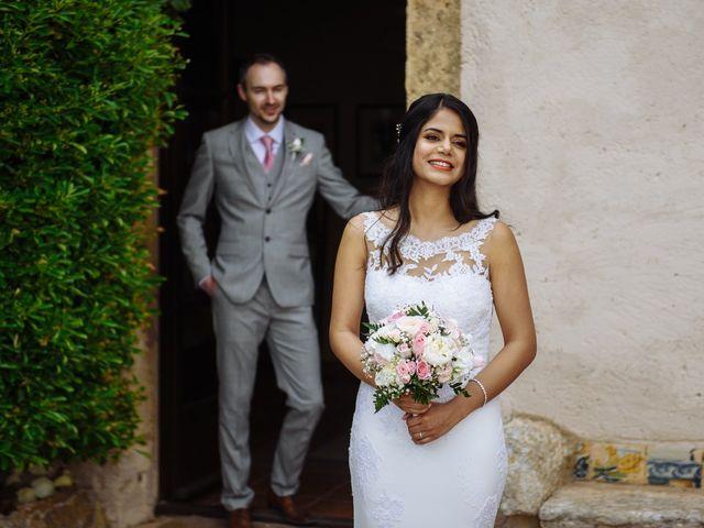La boda de Christian y Natalia en Altafulla, Tarragona 49