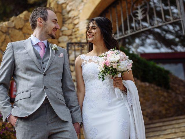 La boda de Christian y Natalia en Altafulla, Tarragona 58
