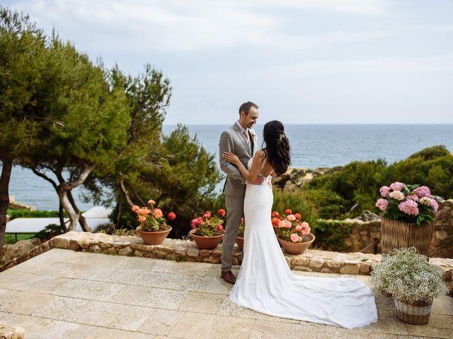 La boda de Christian y Natalia en Altafulla, Tarragona 59
