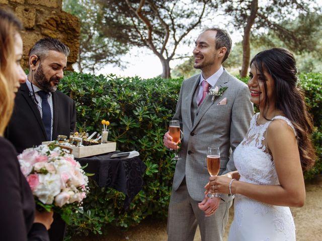 La boda de Christian y Natalia en Altafulla, Tarragona 60