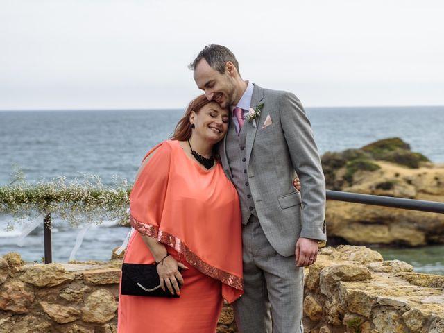 La boda de Christian y Natalia en Altafulla, Tarragona 71