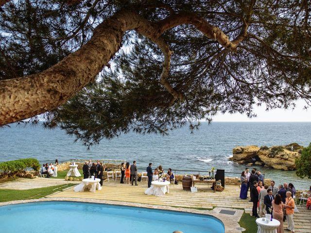 La boda de Christian y Natalia en Altafulla, Tarragona 74