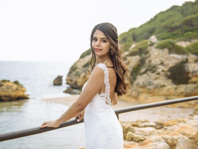 La boda de Christian y Natalia en Altafulla, Tarragona 75