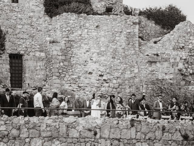 La boda de Christian y Natalia en Altafulla, Tarragona 76