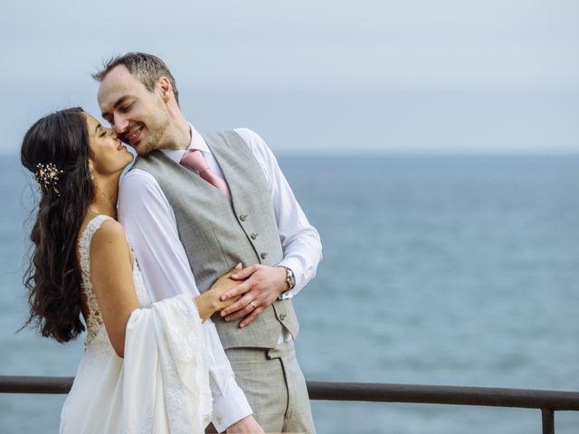 La boda de Christian y Natalia en Altafulla, Tarragona 77