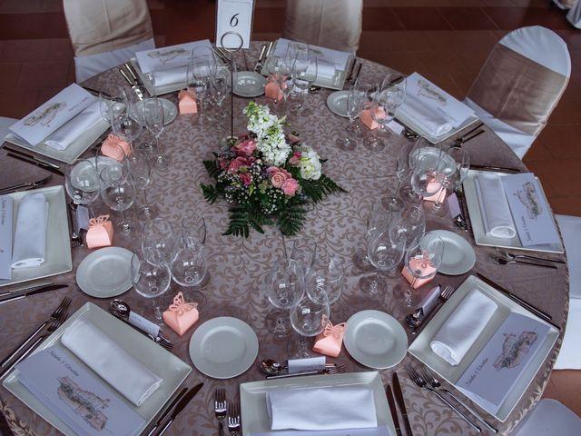 La boda de Christian y Natalia en Altafulla, Tarragona 81