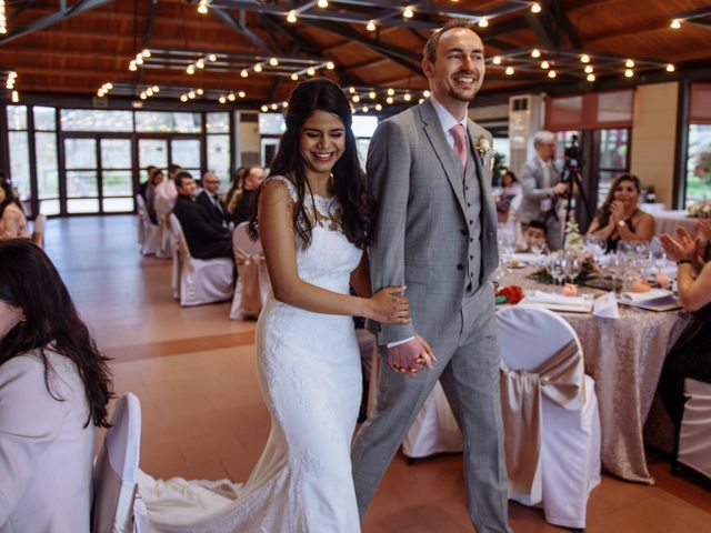 La boda de Christian y Natalia en Altafulla, Tarragona 88