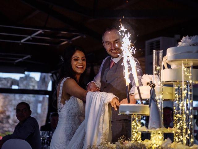 La boda de Christian y Natalia en Altafulla, Tarragona 100
