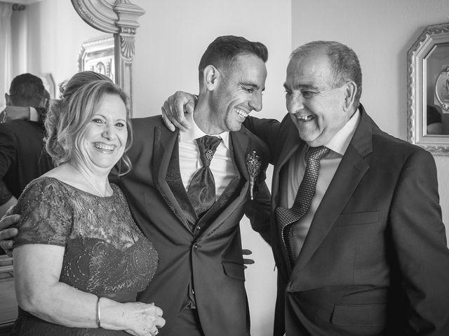 La boda de Perdo y Carmen en Rioja, Almería 3