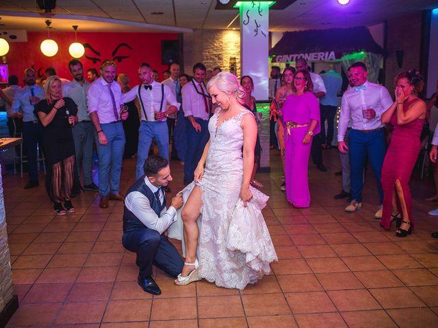 La boda de Perdo y Carmen en Rioja, Almería 13