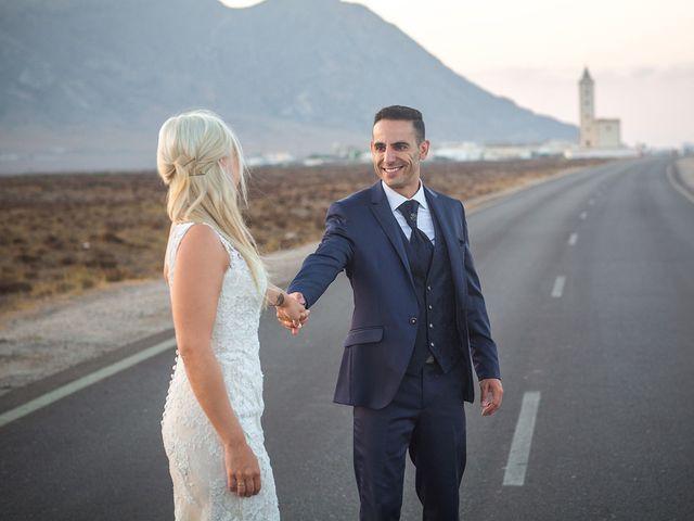 La boda de Perdo y Carmen en Rioja, Almería 19