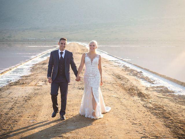 La boda de Perdo y Carmen en Rioja, Almería 21