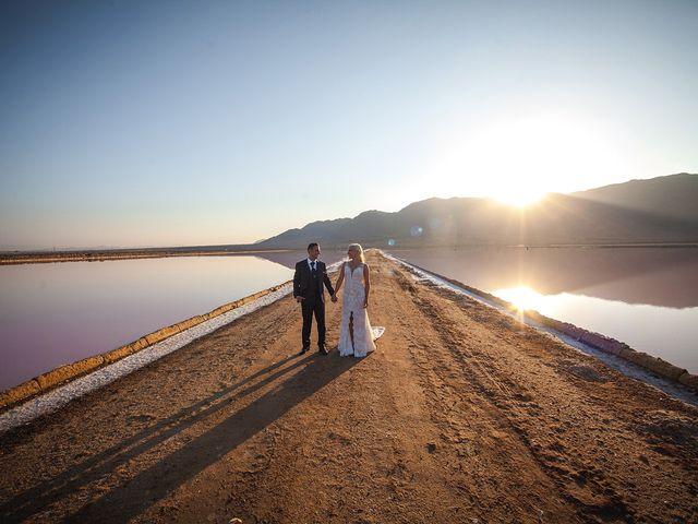 La boda de Perdo y Carmen en Rioja, Almería 22