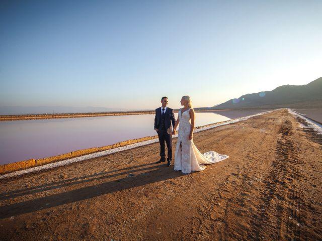 La boda de Perdo y Carmen en Rioja, Almería 23