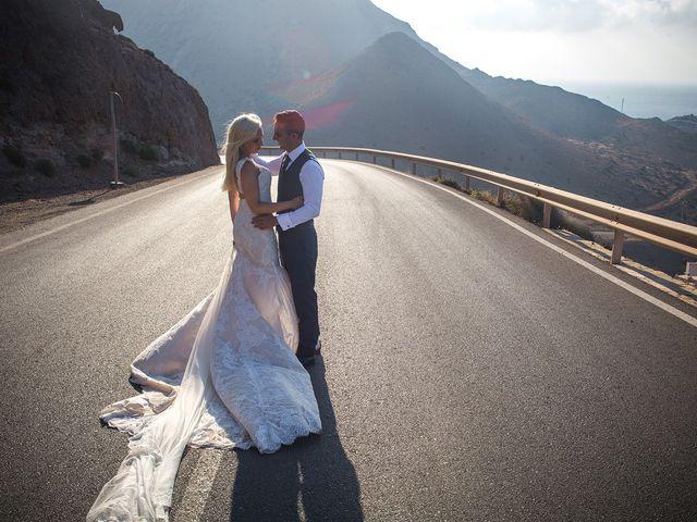 La boda de Perdo y Carmen en Rioja, Almería 27