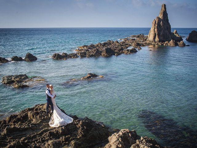 La boda de Perdo y Carmen en Rioja, Almería 28