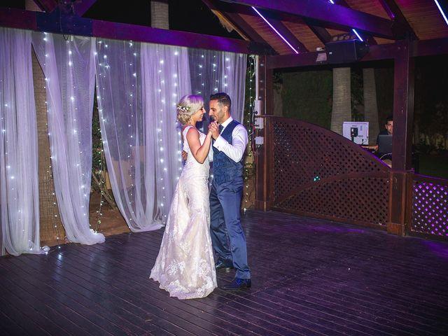 La boda de Perdo y Carmen en Rioja, Almería 14