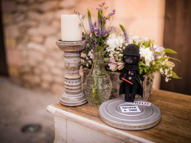 La boda de Toni y Naiara en Tarragona, Tarragona 43