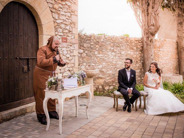 La boda de Toni y Naiara en Tarragona, Tarragona 66