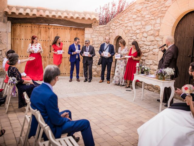La boda de Toni y Naiara en Tarragona, Tarragona 86