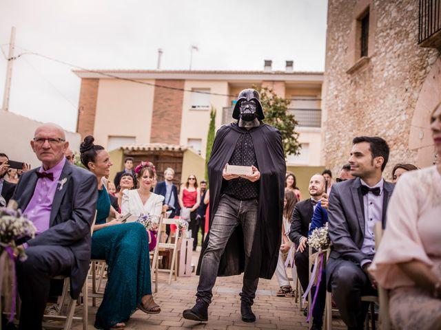 La boda de Toni y Naiara en Tarragona, Tarragona 108