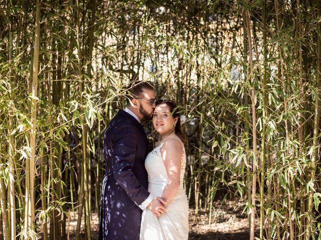 La boda de Gueisy y Luis