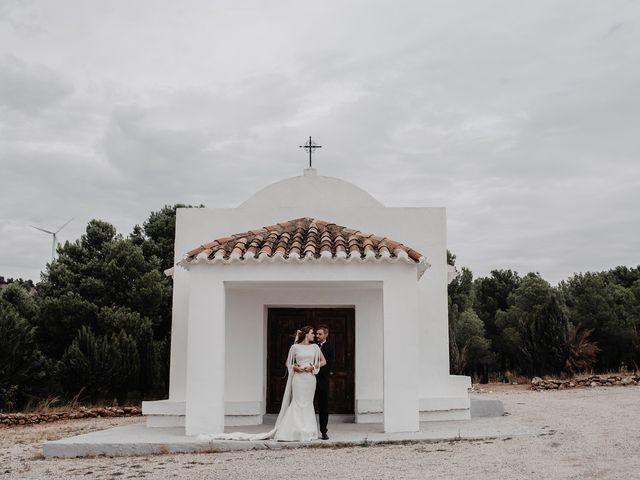 La boda de Cesar y Eva en Albacete, Albacete 54