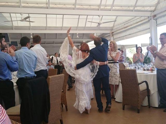 La boda de David  y Virginia   en Sueca, Valencia 1