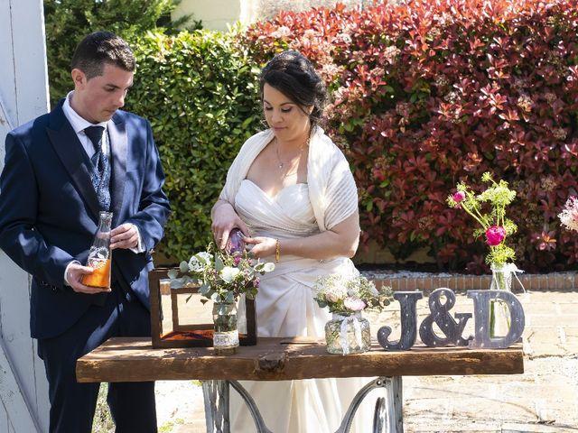 La boda de Daniel y Jesica en L' Ametlla Del Valles, Barcelona 9