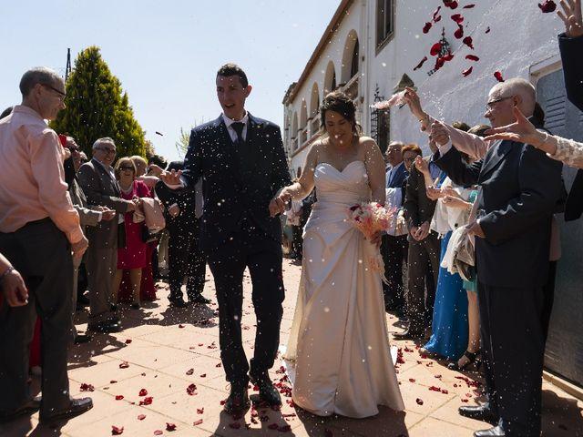 La boda de Daniel y Jesica en L' Ametlla Del Valles, Barcelona 17
