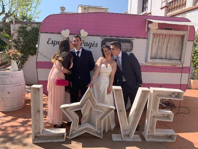 La boda de Daniel y Jesica en L' Ametlla Del Valles, Barcelona 18
