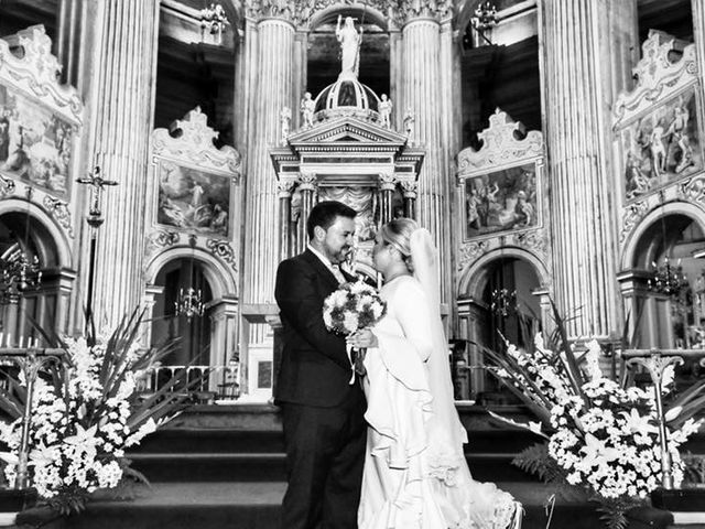 La boda de Jorge y Lorena en Málaga, Málaga 5