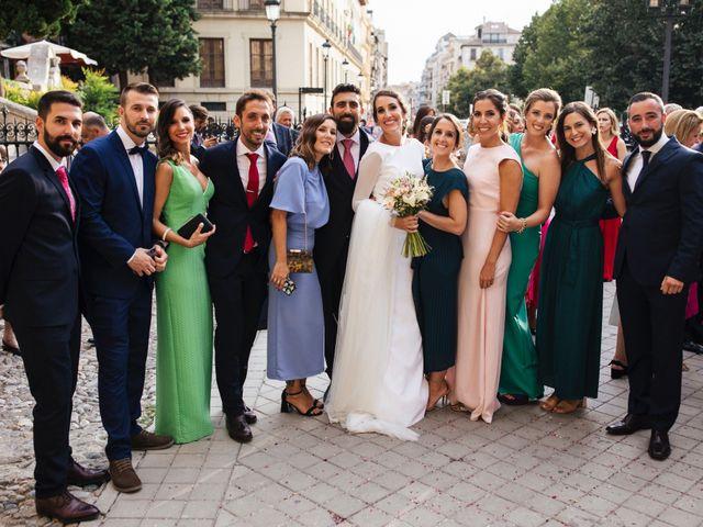La boda de Gianluca y Isabel en Granada, Granada 1