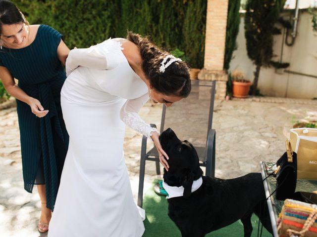 La boda de Gianluca y Isabel en Granada, Granada 4