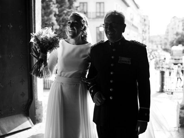 La boda de Gianluca y Isabel en Granada, Granada 5