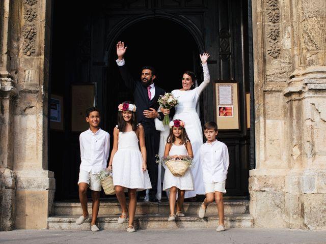 La boda de Gianluca y Isabel en Granada, Granada 6