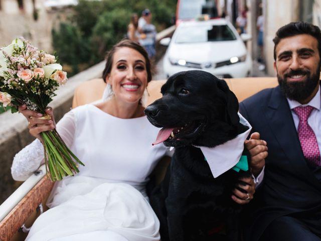 La boda de Gianluca y Isabel en Granada, Granada 9