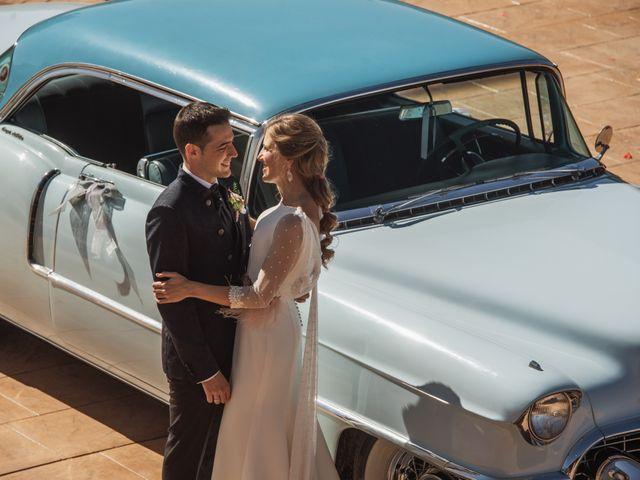 La boda de David y Anabel en Calahorra, La Rioja 1