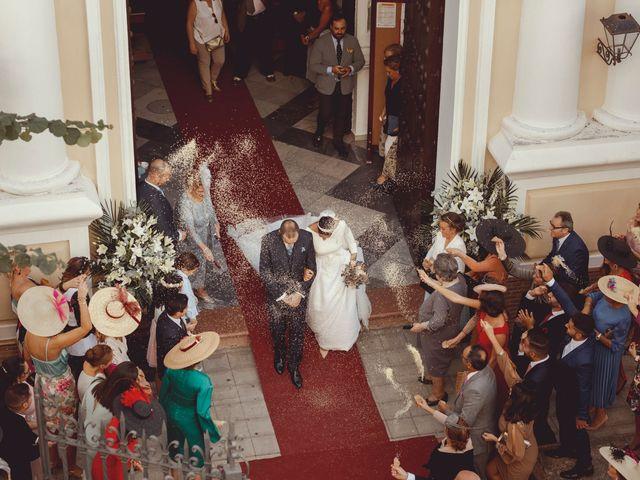 La boda de Rocio y Pacheco